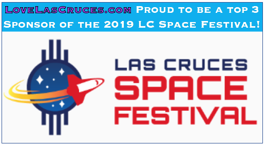 click for more info on the 2019 Las Cruces Space Festival!